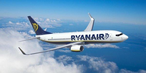 Ryanair выходит на украинский рынок
