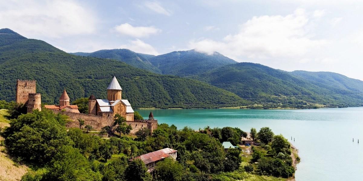 отдых в Грузии для туристов из Днепра