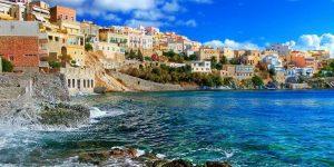 отдых в Греции для туристов из Днепра